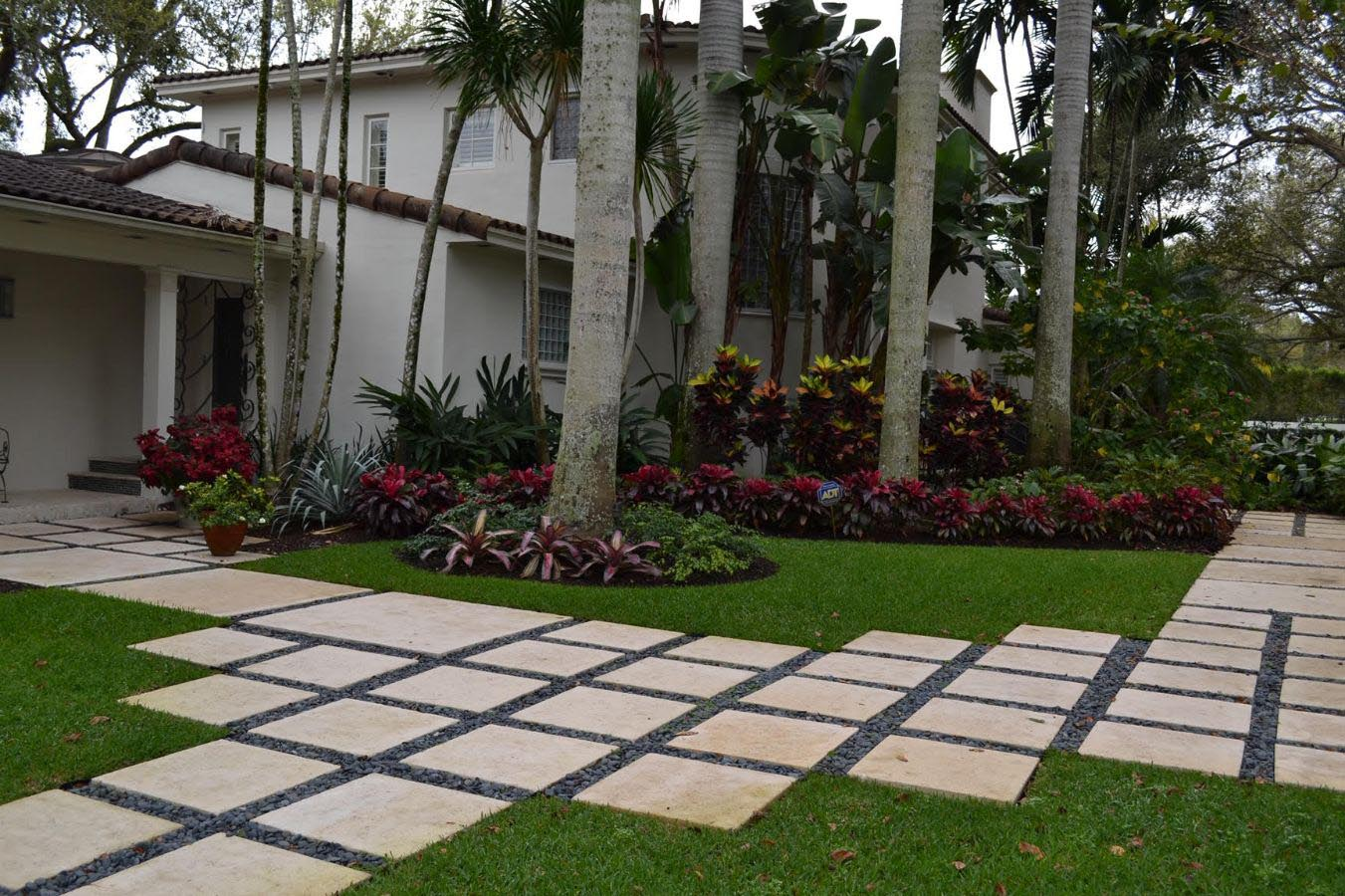 high quality driveway paving in Tampa Florida area