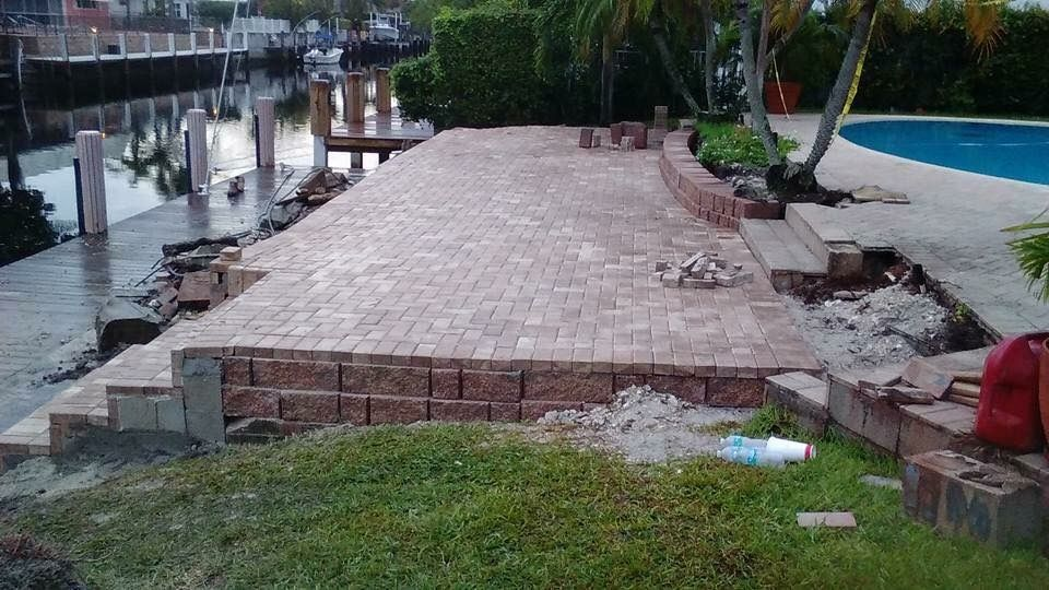 professional paver contractor in tampa fl